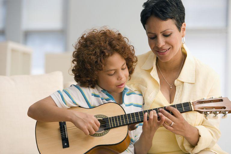 Guitar Lessons -