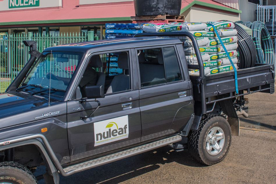 Pipe Threading - Nuleaf Horticulture & irrigation supplies Townsville