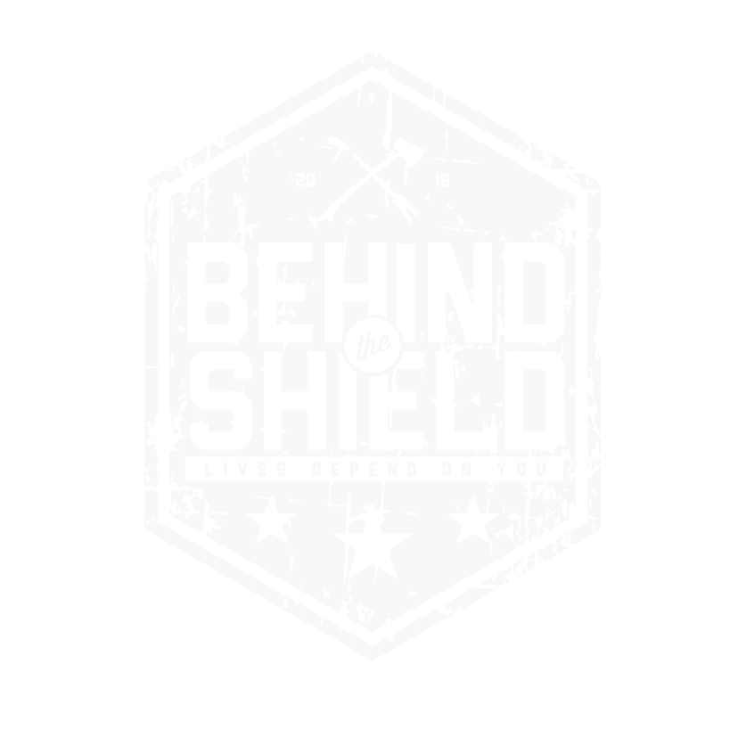 BEHIND THE SHIELD with James Geering
