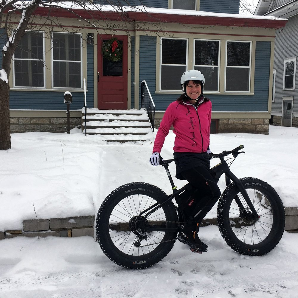 Marketplace: Biking industry keeps pedaling into winter with fat tires    Fat bikes have increased in popularity recently all over the country, not just for riding in cold temperatures. They can be used like a standard mountain bike on all kinds of terrain.
