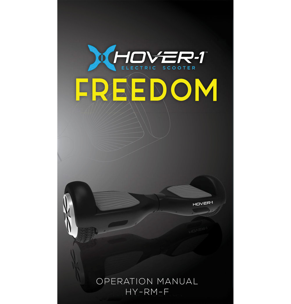 Freedom Operation Manual