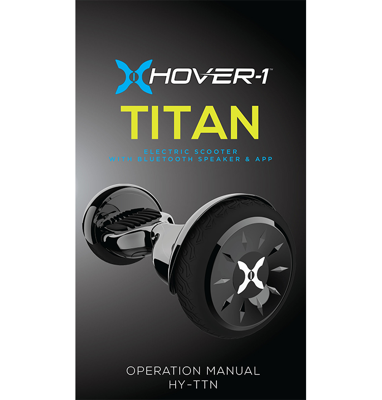 Titan Operation Manual