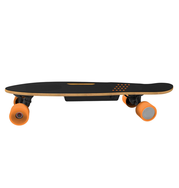 Cruze Power-Assisted Skateboard