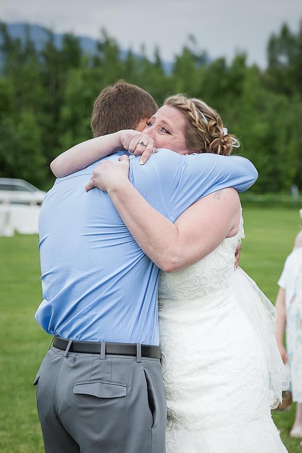 hugging Jacob Kilby