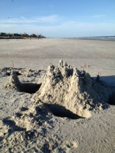 Hilton Head Sandcastle May 28, 2013