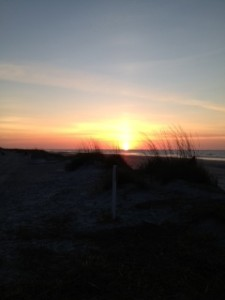 Hilton Head Sunrise May 27, 2013