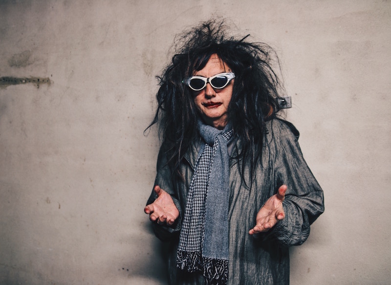 Gary Wilson. Photo: Nick Lane