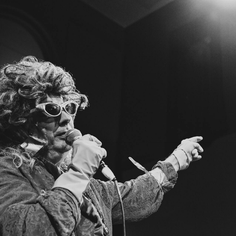 Gary Wilson, 2016. Photo: Nick Lane