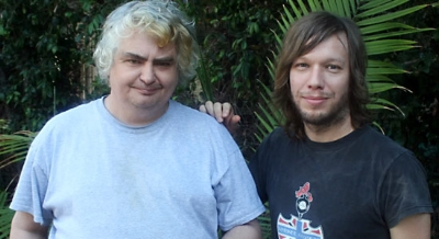 Daniel Johnston and Jason collaborated on the 2009 album Is and Always Was