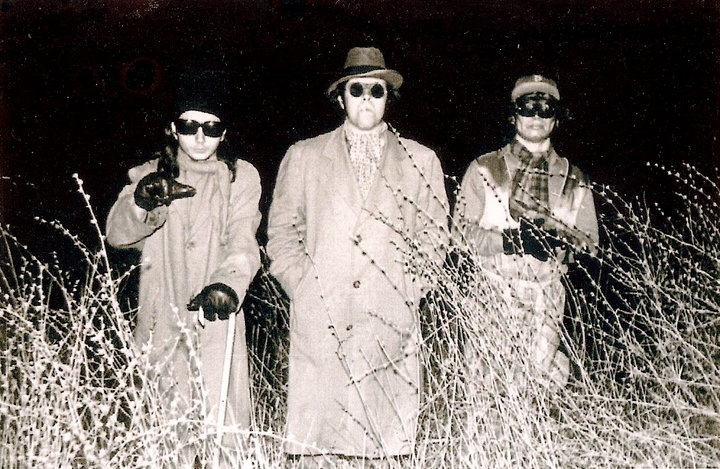 Dr. Zork and the Warts in 1969, L-R: Gary Wilson, Frank Roma, and Carmen Putrino. Not pictured: Vince Rossi. Photo: Bill Sloma