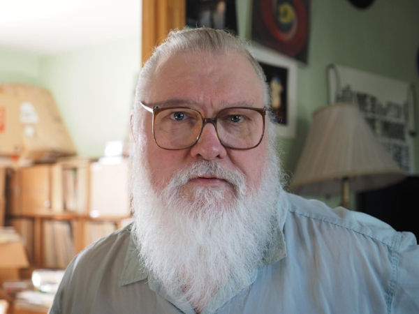 R. Stevie Moore, 2016. Photo: Mimi Gibson