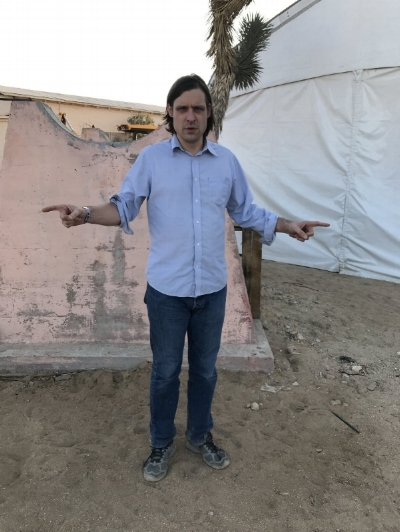 John Maus. Photo: WMF