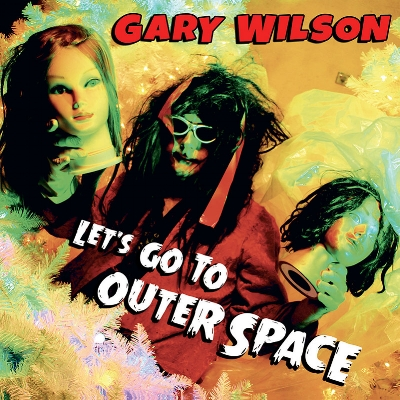 gary wilson outer space weirdo music forever