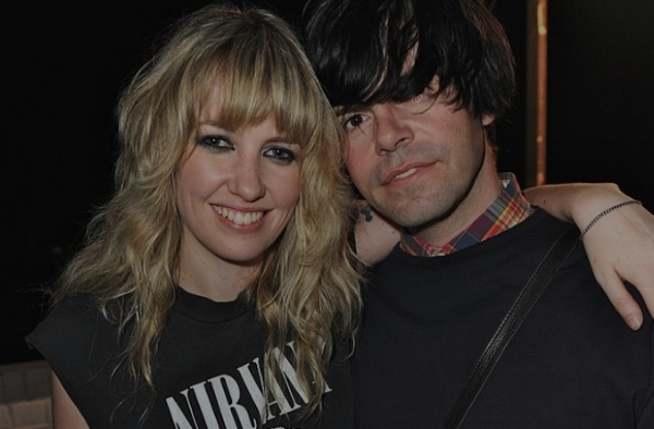 "Ladyhawke features on ""Just One Kiss (One Last Kiss)"". Photo courtesy Tim Burgess"