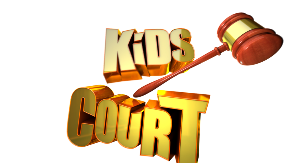 Kids Court - Main Title