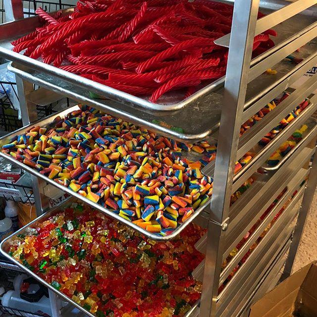 Yummy Gummies! CBD Candies contact sue@gobigmarketing.com for pricing. We custom label  #cbd #cbdgummies