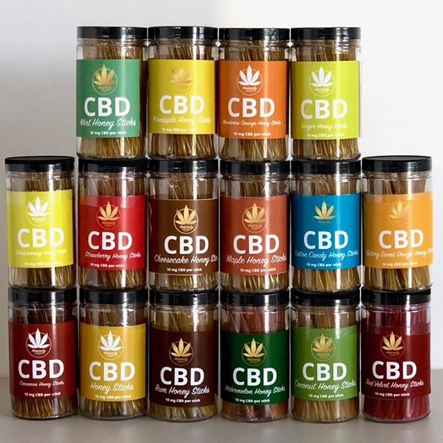 16 Flavors of Honey Sticks are flying off the shelf. We are one of very very few Ethical Organic Certified by the Colorado Dept of Agriculture CBD suppliers in the country. We have many products for pain anxiety inflammation and relaxation. Contact Sue@gobigmarketing.com to find out how you can become a distributor. #cbd #cbdoil #cbdlfe #cbdisolate #cbdpets #cbdgummies #cbdsuppliers
