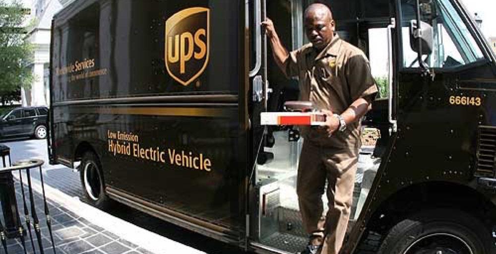 UPS Import Control