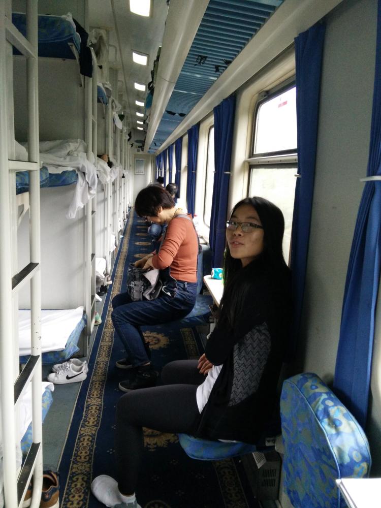 Hard sleeper train