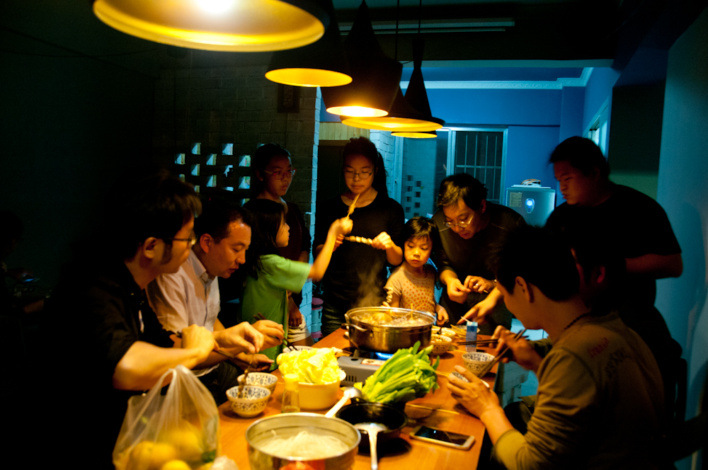 A taste of  麒  's cooking!