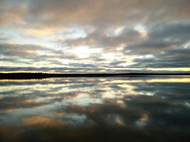 Prince Albert Provincial Park Mornings. 2015