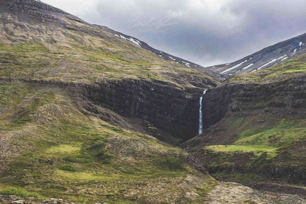 Flögufoss, Iceland