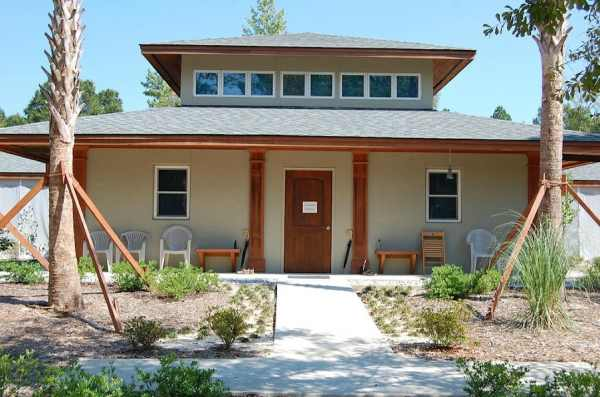 Registartion Hall and Women's Residencies