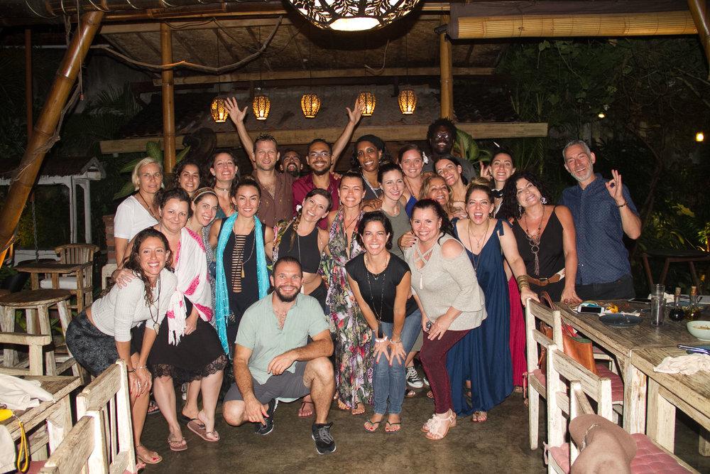 The crew of 26