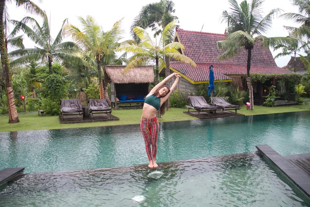 Desa Seni Pool in Canggu