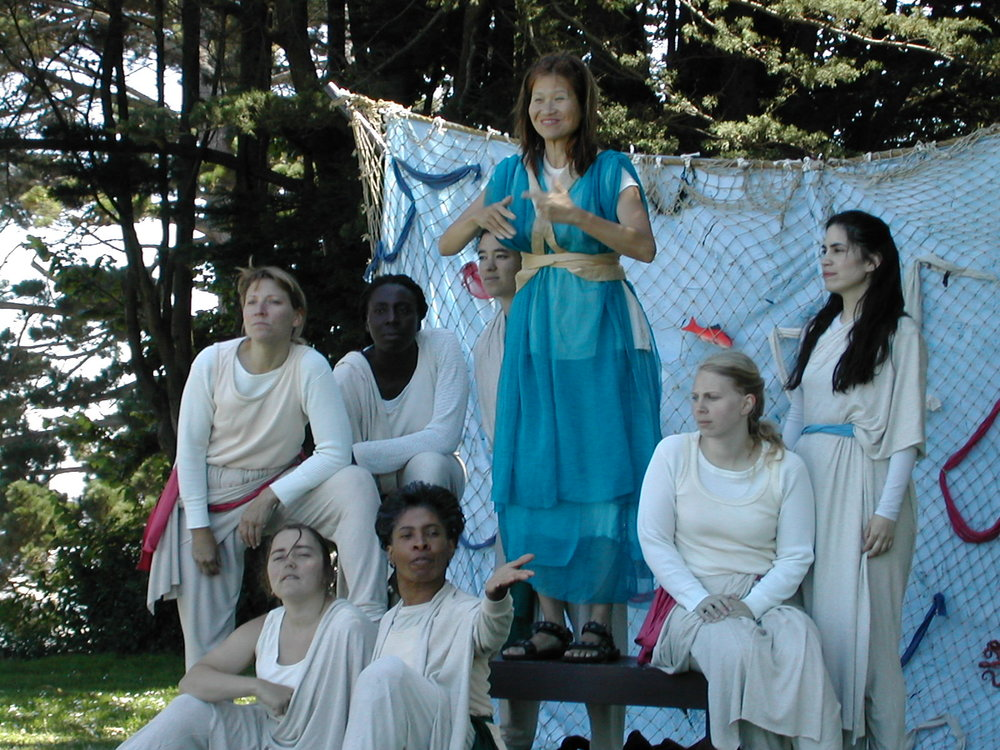 Pericles , 2002 Woman's Will