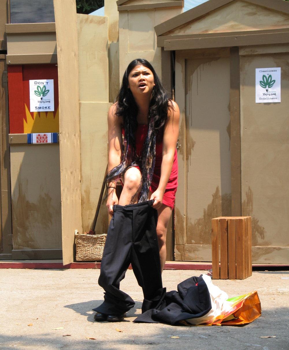 Good Person of Szechuan , Woman's Will photo by Erin Merritt
