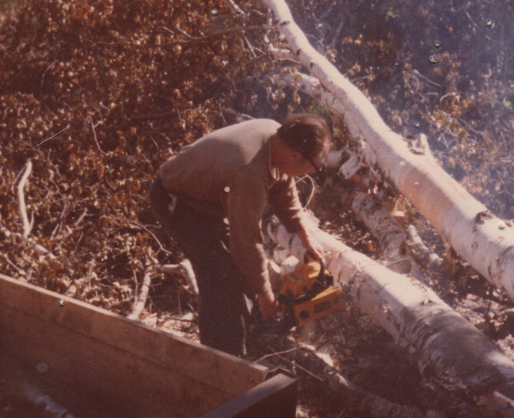 Skip and chainsaw.jpeg