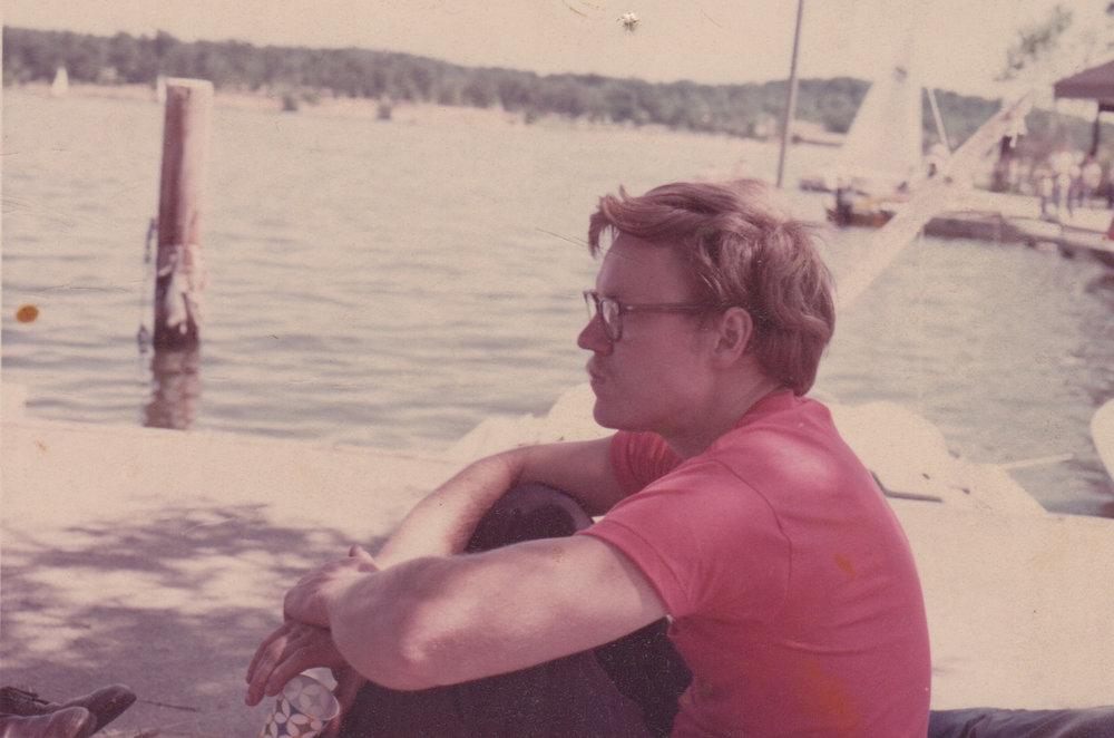 Steve at the lake.jpeg