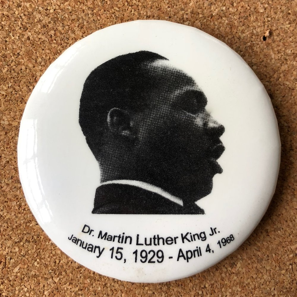 Dr. Martin Luther King Jr., January 15, 1929 – April 4, 1968