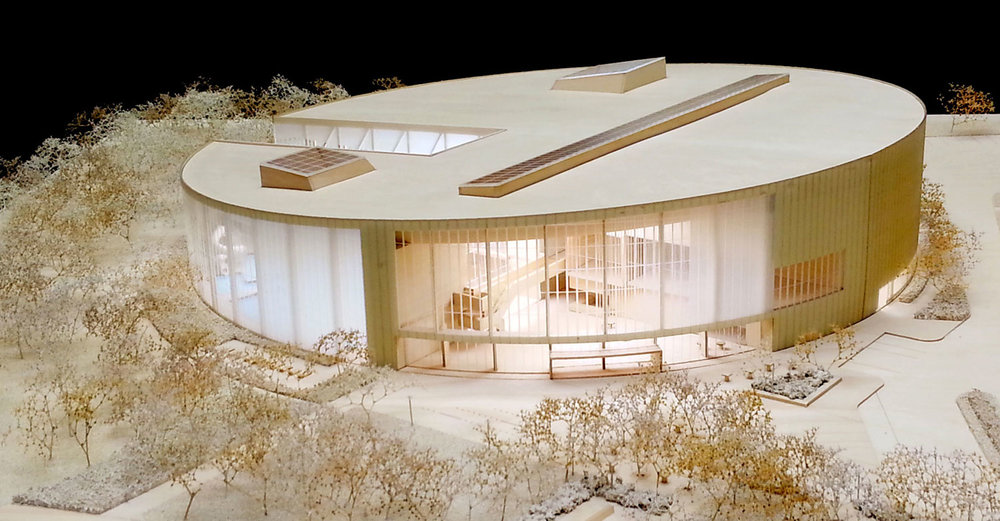Architectural models -