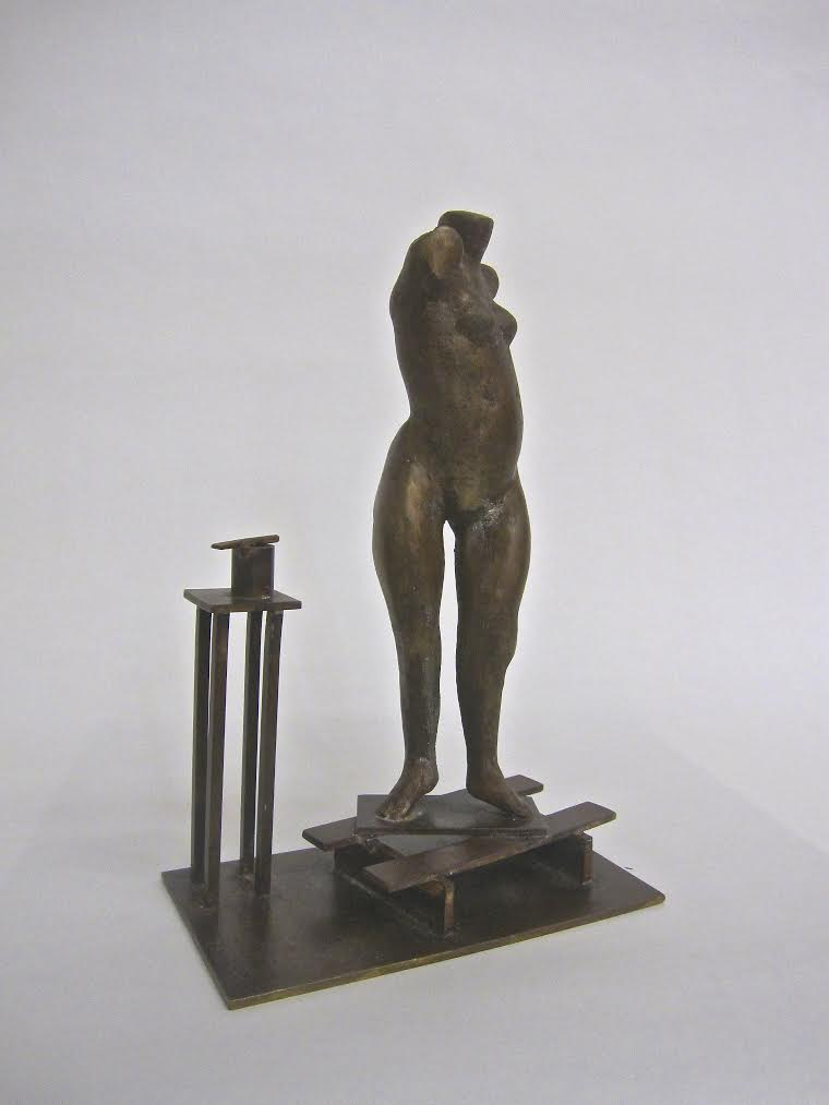 Russell Thayer, Cast Bronze