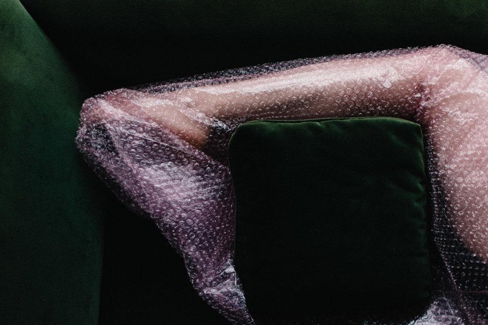 bubble wrap and velvet Kierstan Leigh.jpg