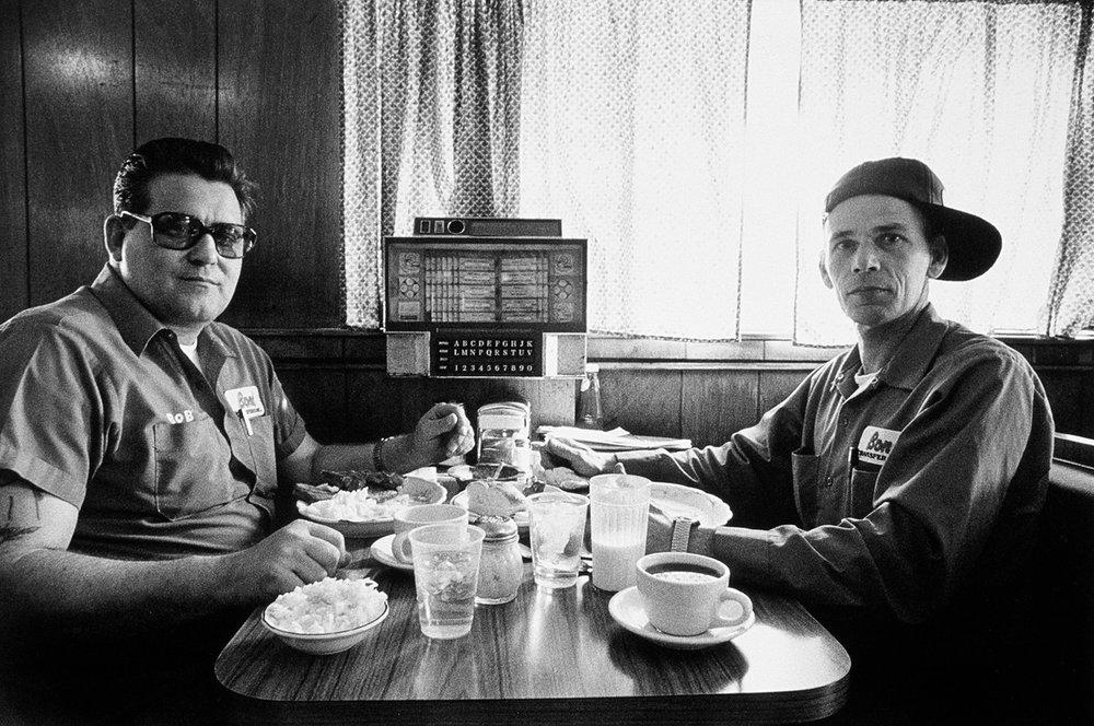 Bob and Clem, South Brunswick, New Jersey
