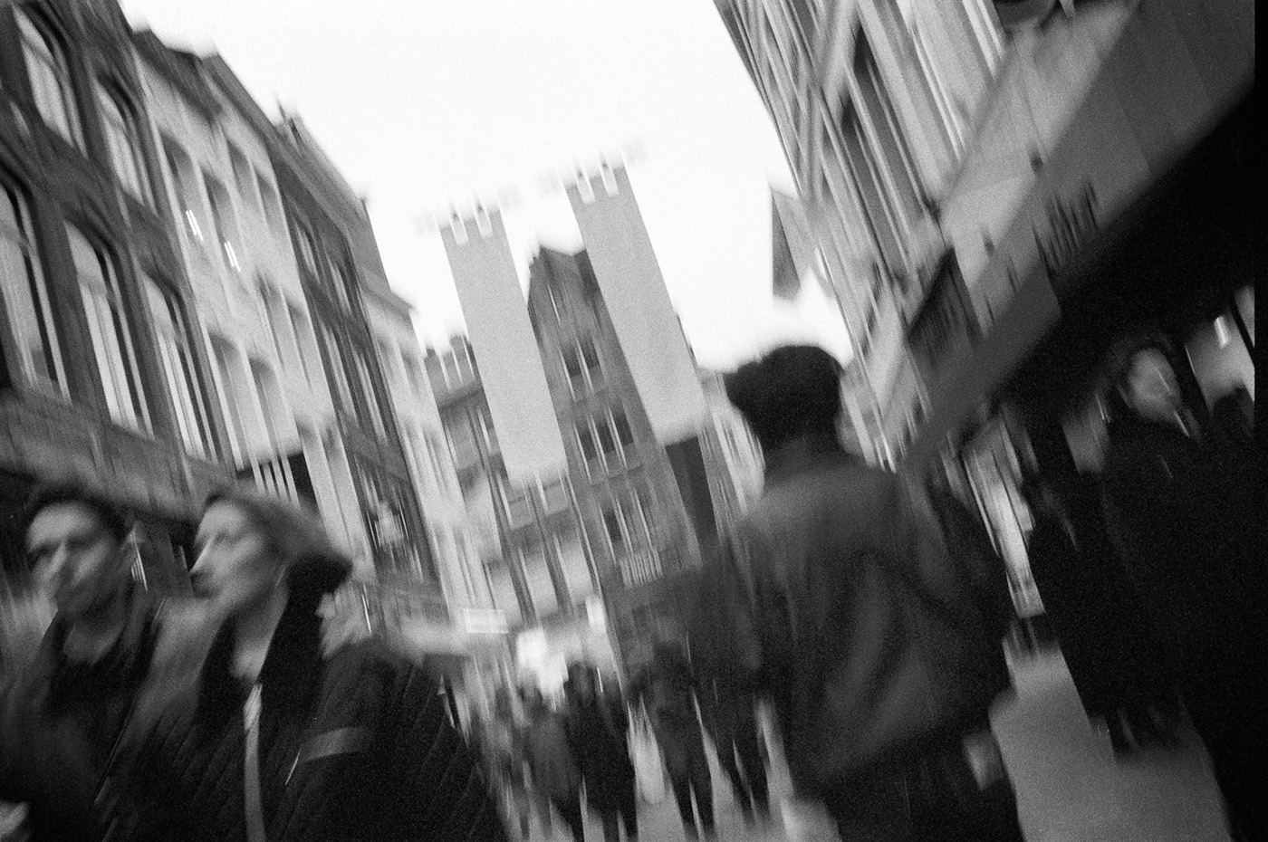 Foreign street belgium