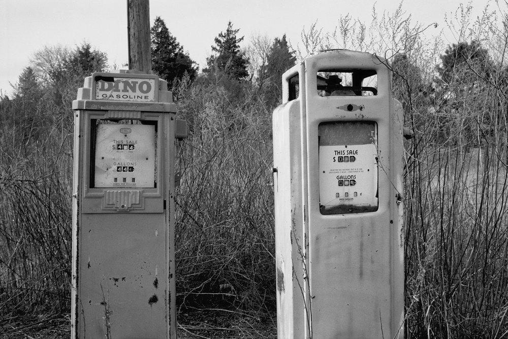 Dino Gasoline Pumps, New Jersey