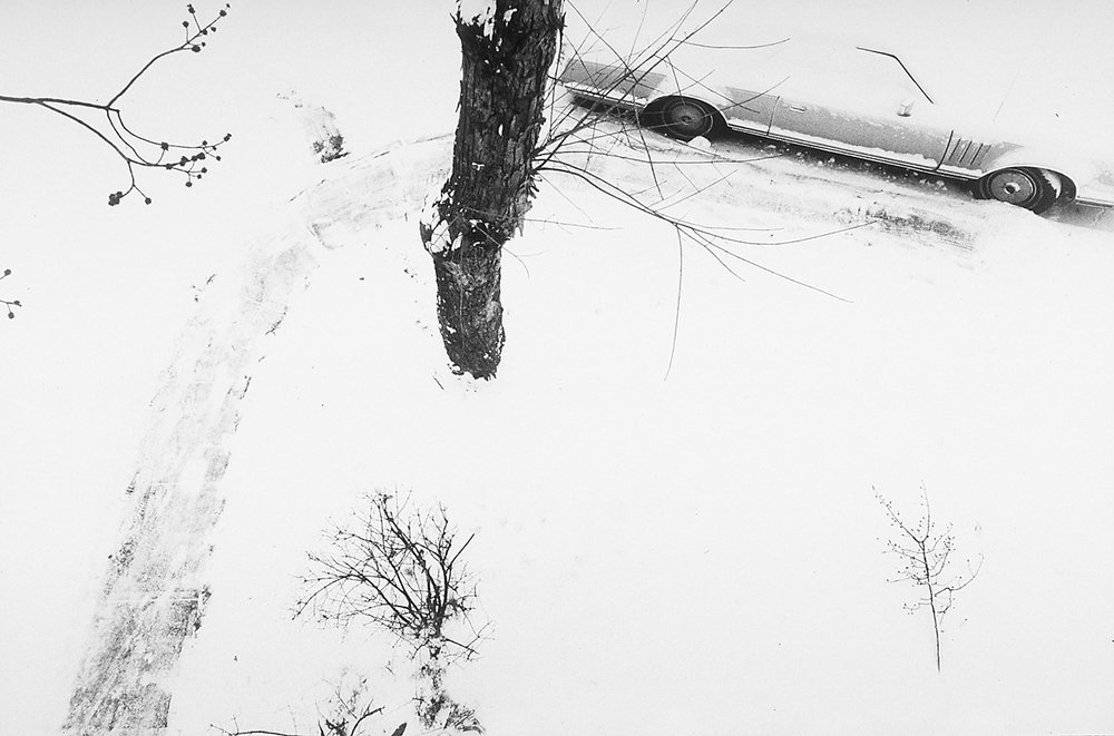 Snow Car, Somerset, New Jersey