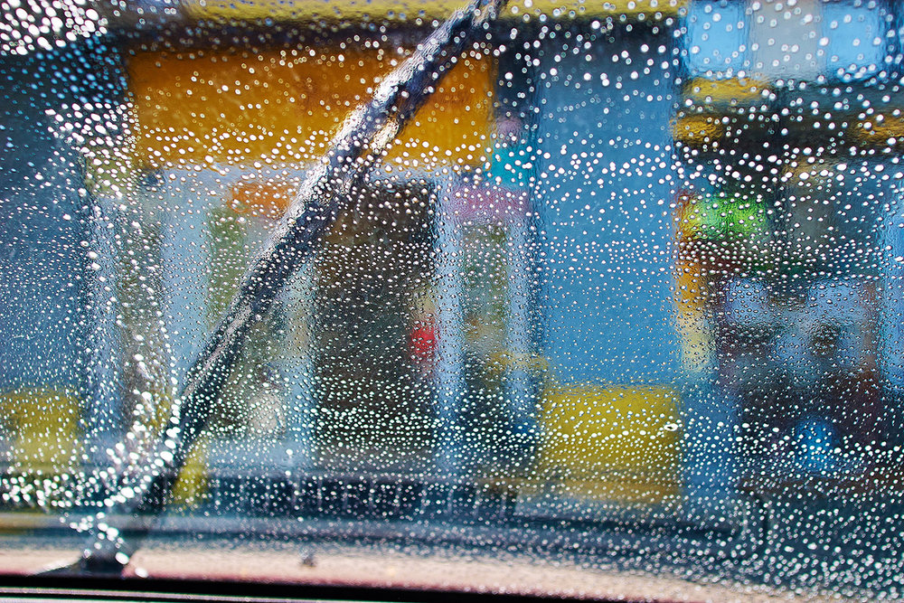 Windshield, Portland, Oregon