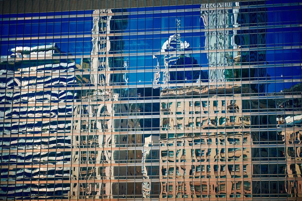 Reflection, Chicago, Illinois