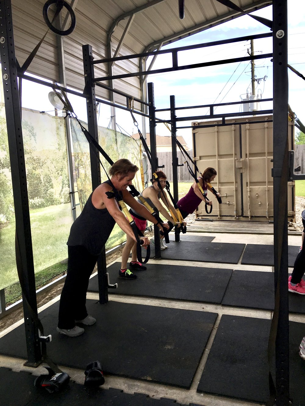 TRX Group Classes -