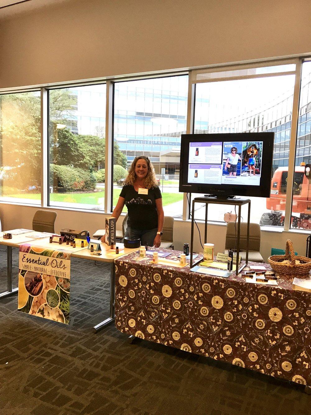 Houston wellness fair