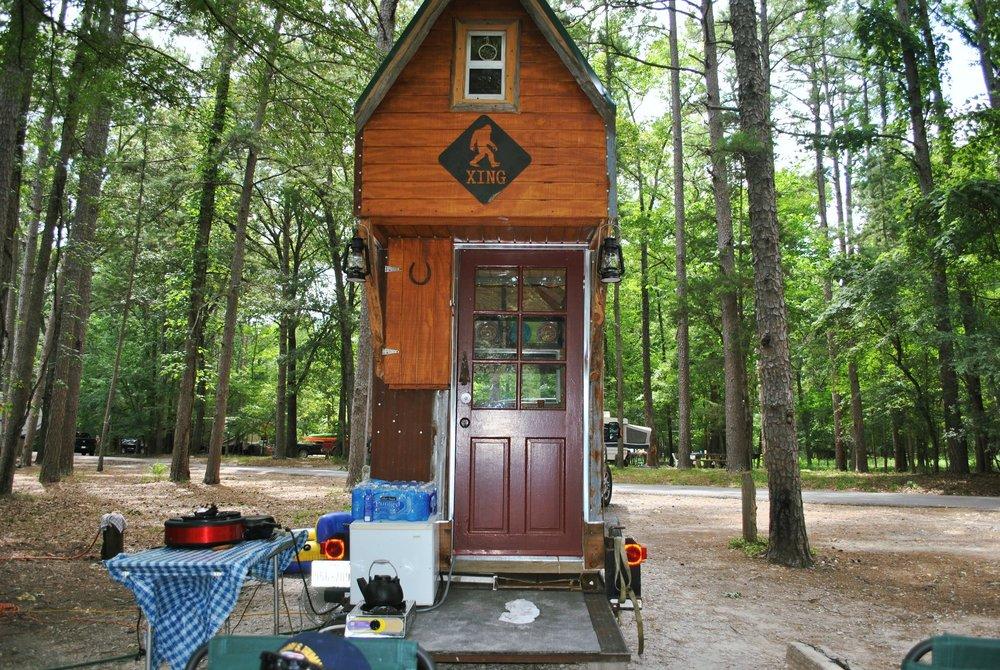 Tiny Camp Shack