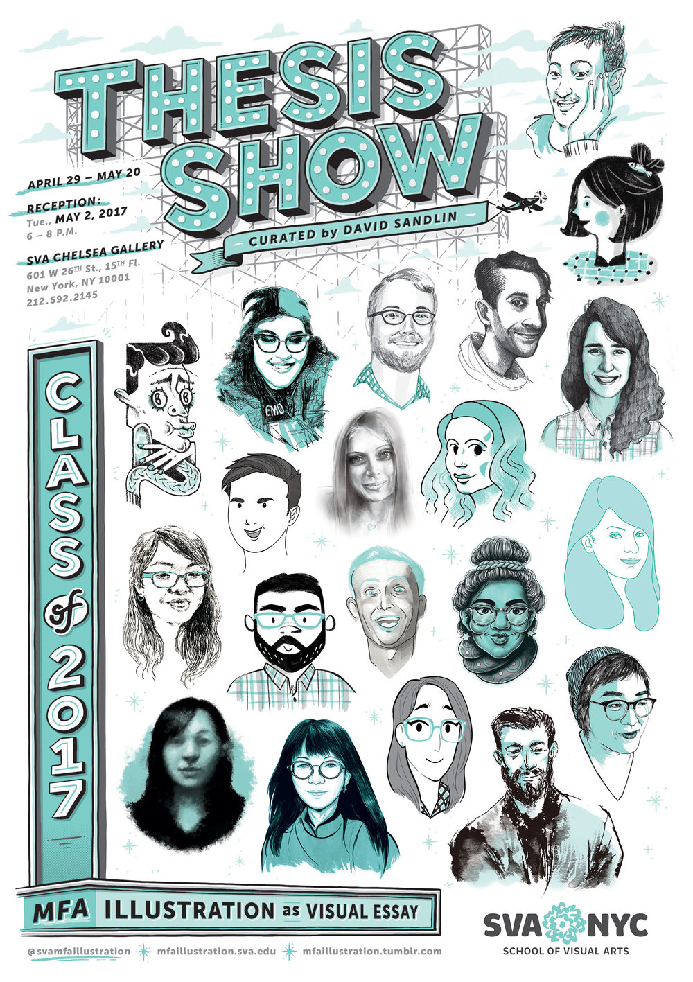 Thesis show class of 2017 mfa illustration as visual essay thecheapjerseys Gallery
