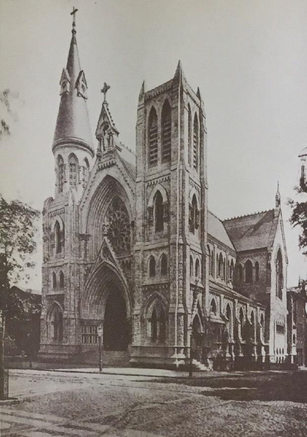 1887 Church Exterior