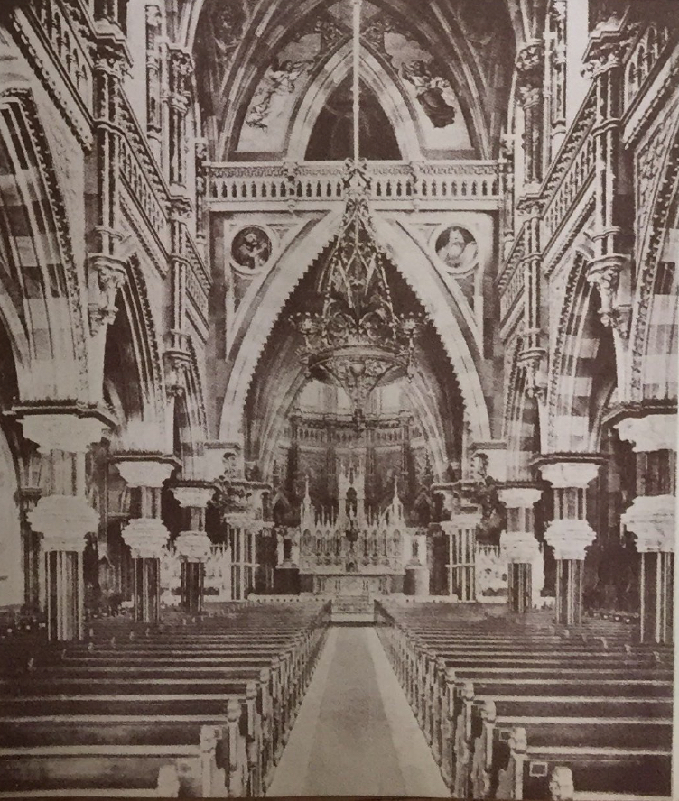 1887 Church Interior