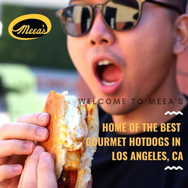 Follow us on Instagram @meeas_hotdogs :)